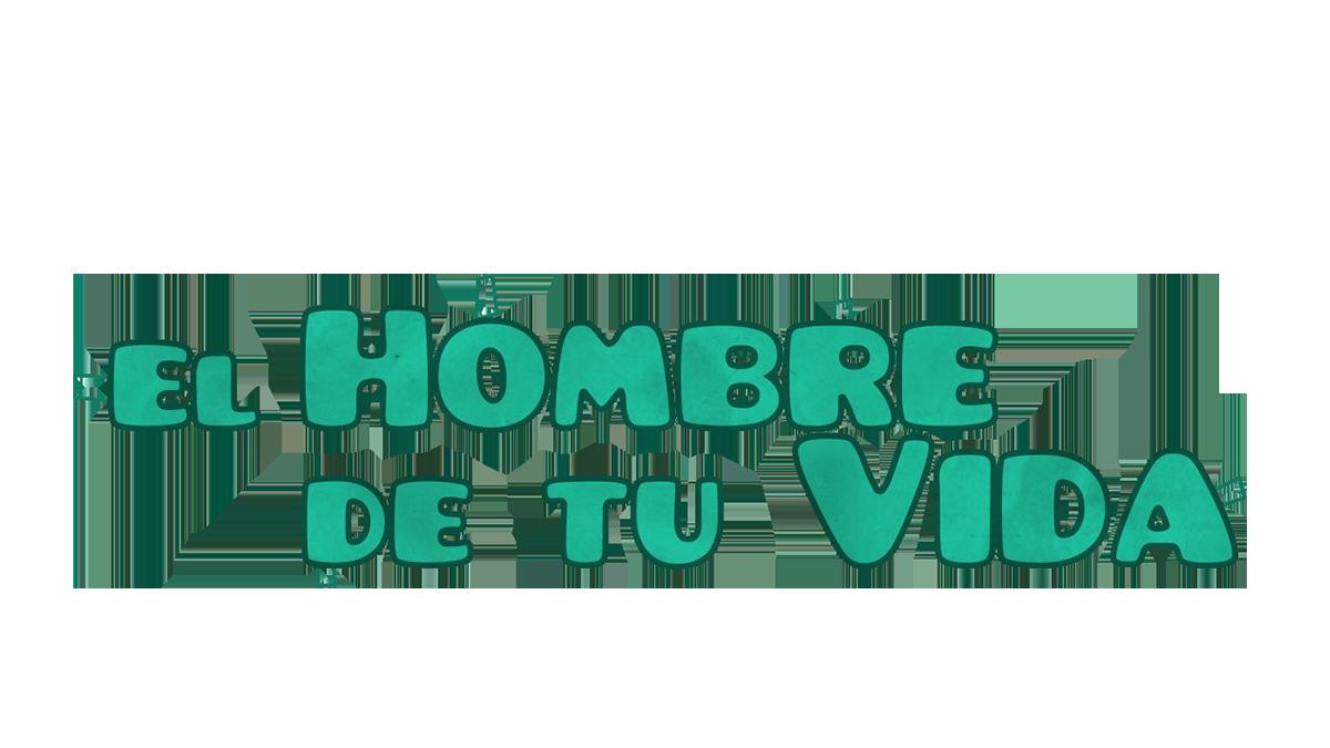 Logotipo del programa 'El hombre de tu vida'