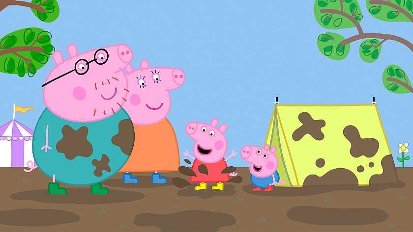 Peppa Pig  Vdeos y juegos de Clan TV  RTVEes