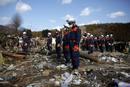 Ir a Fotogaleria Japón honra a las víctimas del terremoto con un minuto de silencio