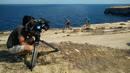 Ir a Fotogaleria Escalada en acantilados en la costa de Malta