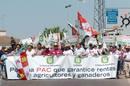 Ir a Fotogaleria Las protestas del sector agrario empañan la reunión informal de Ministros de Agricultura de la UE en Mérida