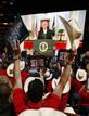 Ir a Fotogaleria La Convención Republicana con Bush vía satélite
