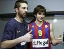 Ir a Fotogaleria Las mejores imágenes del Real Madrid - Barcelona (4º partido Euroliga)