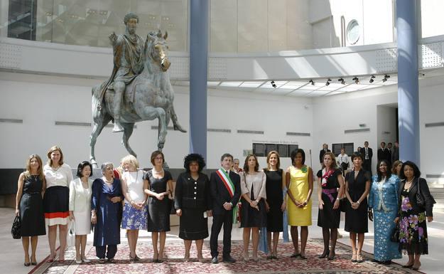 Ir a Fotogaleria El G-8 reúne a los máximos dirigentes mundiales