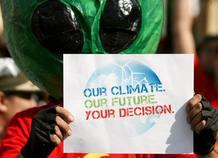 Ir a Fotogaleria El mundo se manifiesta contra el cambio climático
