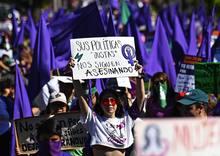 Ir a Fotogaleria El Día Internacional contra la Violencia de Género en el mundo