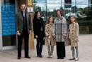 Ir a Fotogaleria La familia real visita a don Juan Carlos en la Clínica Universitaria La Moraleja