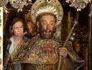 Ir a Fotogaleria Los Reyes presiden la ofrenda a Santiago