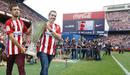 Ir a Fotogaleria La despedida del Vicente Calderón, en imágenes