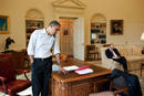 Ir a Fotogaleria Así cerró Obama la votación de la reforma sanitaria