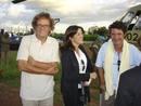 Ir a Fotogaleria La liberación de los cooperantes Roque Pascual y Albert Villalta