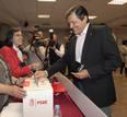 Ir a Fotogaleria La jornada de las primarias del PSOE, en imágenes