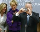 Ir a Fotogaleria Los nuevos ministros reciben sus carteras