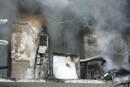 Ir a Fotogaleria Derrumbe en Logroño por explosión de gas