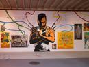 Ir a Fotogaleria Antonio de Felipe, 'graffiti pop' en la Casa de Vacas del Retiro