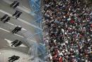 Ir a Fotogaleria Miles de personas se concentran ante el Congreso un día después del 25S