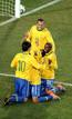 Ir a Fotogaleria Las imágenes del Brasil - Chile
