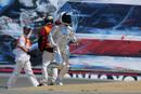 Ir a Fotogaleria Un astronauta aterriza en Laguna Seca