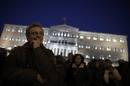 Ir a Fotogaleria Miles de griegos apoyan a Tsipras en Atenas