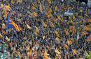 Ir a Fotogaleria La marcha independentista colapsa el centro de Barcelona en la Diada