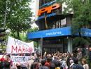 Ir a Fotogaleria 200 votantes del PP piden la dimisión de Rajoy