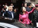 Ir a Fotogaleria Ceremonia de toma de posesión del presidente electo de Perú, Ollanta Humala