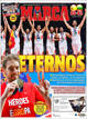Ir a Fotogaleria La prensa resalta el éxito de España en el Eurobasket