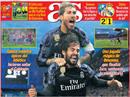 Ir a Fotogaleria Champions: la final del Madrid, en las portadas
