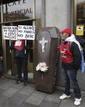 Ir a Fotogaleria Manifestación contra el cierre de Coca Cola
