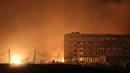 Ir a Fotogaleria Explosión en el puerto de la ciudad china de Tianjin