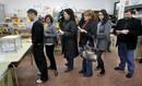 Ir a Fotogaleria Jornada electoral en Galicia