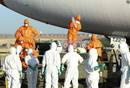 Ir a Fotogaleria El traslado del religioso español enfermo de ébola desde Liberia a Madrid