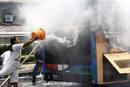 Ir a Fotogaleria Violentos disturbios en Tailandia