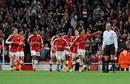 Ir a Fotogaleria La quinta jornada de Champions League, en imágenes