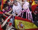 Ir a Fotogaleria Las aficiones de Holanda y España en la final del Mundial de Sudáfrica 2010
