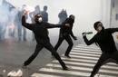 Ir a Fotogaleria Batalla campal entre unos 5.000 policías y 500 antisistema contra la Expo de Milán