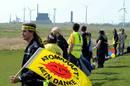 Ir a Fotogaleria Cadena humana antinuclear en Alemania