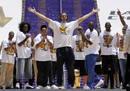 Ir a Fotogaleria Pau Gasol celebra el anillo de la NBA