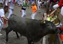 Ir a Fotogaleria Quinto encierro de San Fermín 2015 con toros de José Escolar