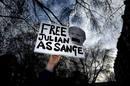 Ir a Fotogaleria El fundador de Wikileaks, ante la Justicia británica