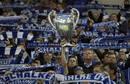 Ir a Fotogaleria Las mejores imágenes del Tottenham-Real Madrid y Schalke-Inter.