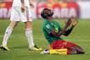 Ir a Fotogaleria Las mejores imágenes del Camerún - Dinamarca