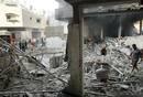 Ir a Fotogaleria Intercambio de proyectiles entre Israel y Gaza