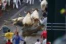 Ir a Fotogaleria Sexto encierro de San Fermín 2015 con los toros de Conde de la Maza