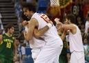 Ir a Fotogaleria España alcanza la final olímpica