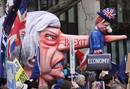 Ir a Fotogaleria Cientos de miles de personas piden un nuevo referéndum del 'Brexit'