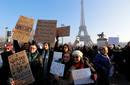"""Ir a Fotogaleria La """"Marcha de las Mujeres"""" se repite en ciudades de todo el mundo contra Trump"""