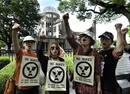 Ir a Fotogaleria El debate sobre la energía nuclear centra el 66 aniversario de Hiroshima