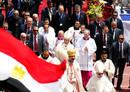 Ir a Fotogaleria Visita del papa Francisco a Egipto