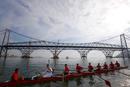 Ir a Fotogaleria Río 2016: La antorcha olímpica recorre Brasil (VII)